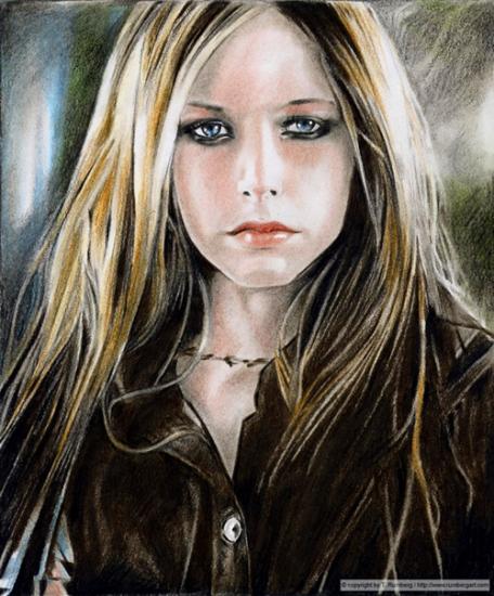 Avril Lavigne por tomjogi